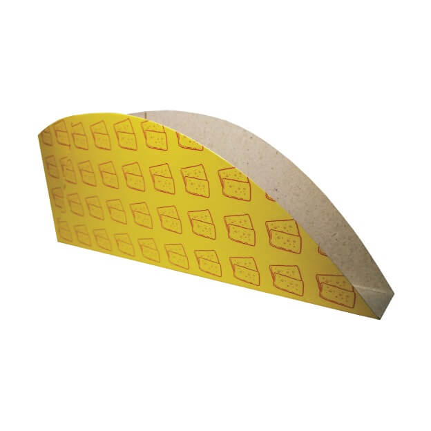 Embalagem para Pastel 16,2x5,8x1,9 - 200 Unidades
