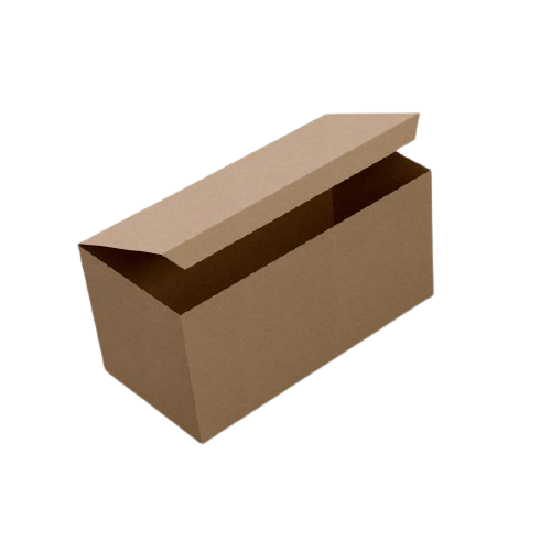 Embalagem para Porção Kraft 25,5x11x8 - 100 Unidades