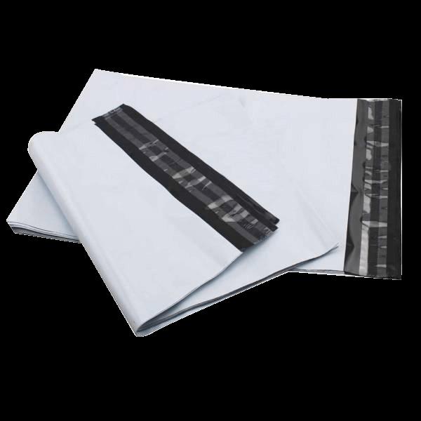 Envelope de Segurança Branco 20x30 - 100 Unidades