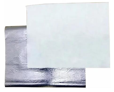 Papel Acoplado para Hamburguer Branco 30x38 - 100 Unidades
