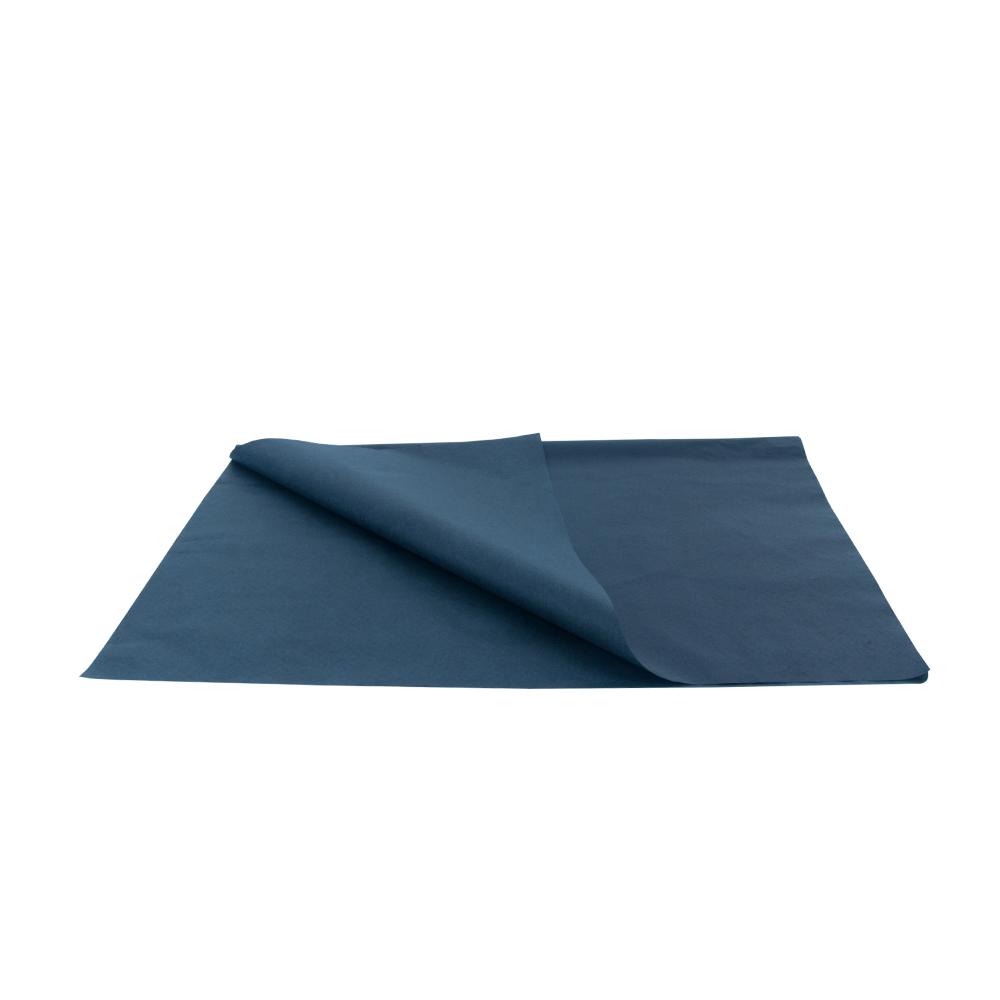 Papel de Seda Preto 48x60 - 100 Unidades