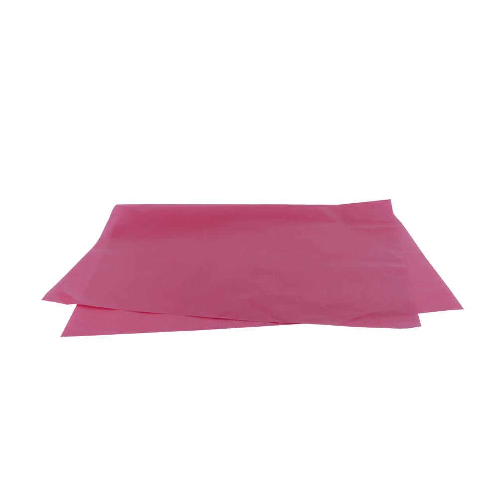 Papel de Seda Vermelho  48x60 - 100 Unidades