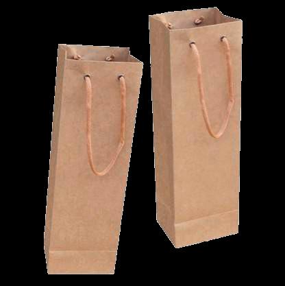 Sacola de Vinho 41x10x8 - 50 Unidades