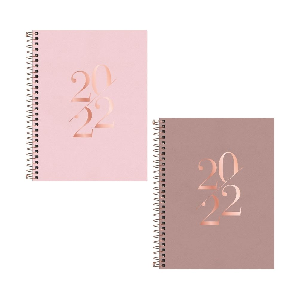 Agenda 2022 Espiral Vanilla - Tilibra
