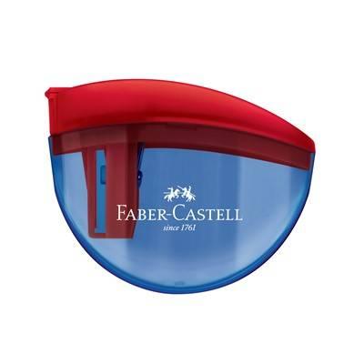 Apontador com depósito Aquarius  Faber Castell
