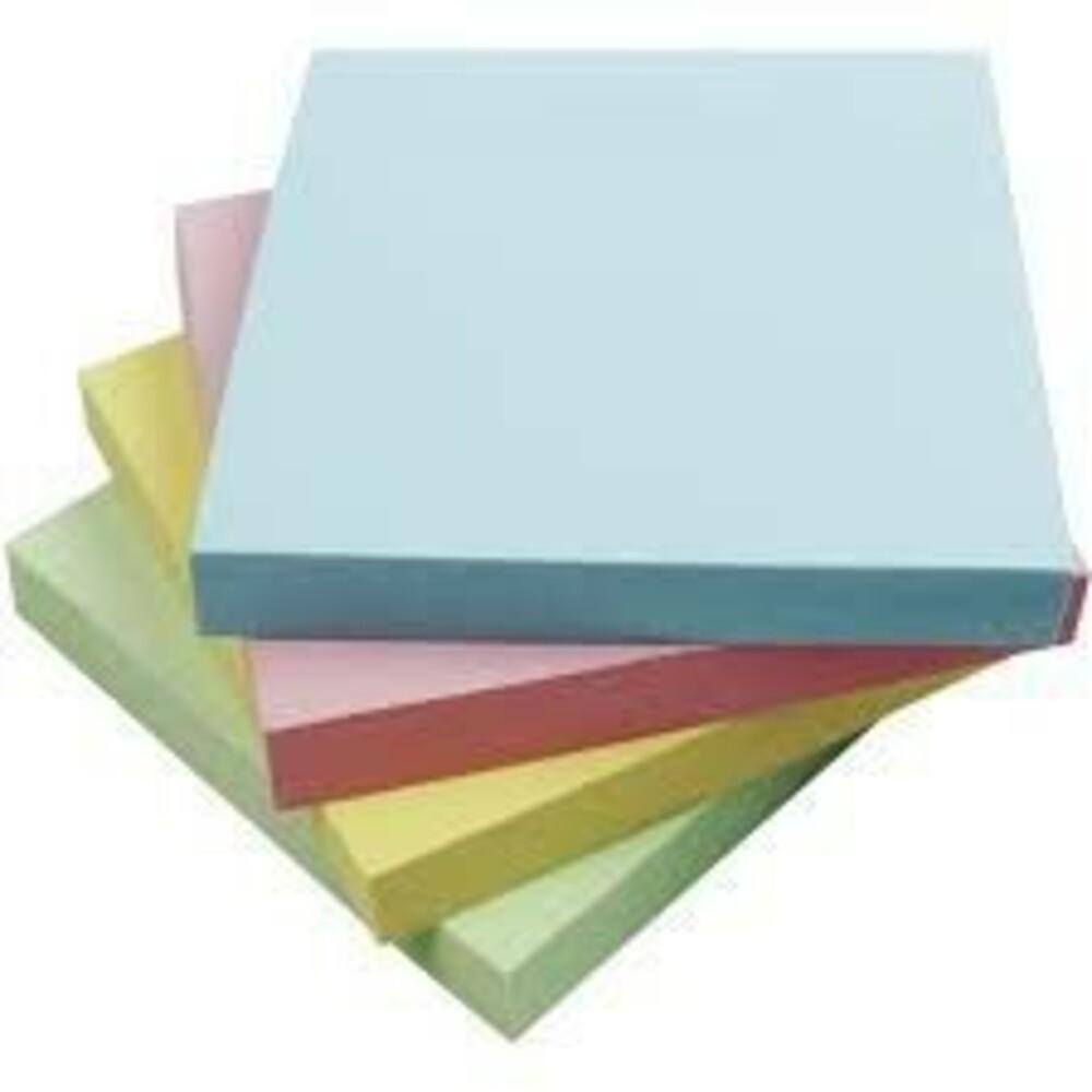 Bloco de  Notas Pastel c/4 unidades- EAGLE