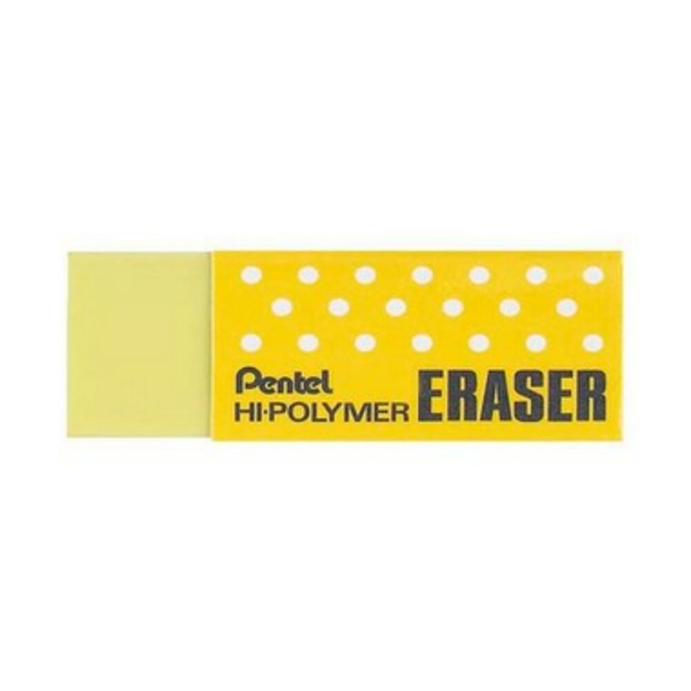 Borracha Hi-Polymer Amarela