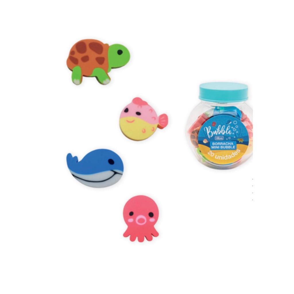Borracha Mini Bubble - Tilibra