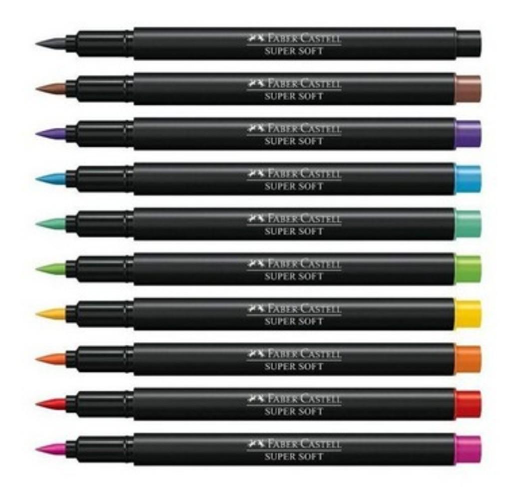 Brush Pen Faber Castell Unidade