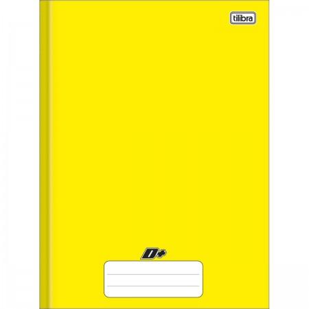 Caderno Brochura Grande Capa Amarela 96 folhas - Tilibra