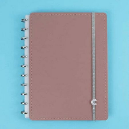 Caderno Inteligente Chic Nude