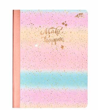 Caderno Colegial Brochura Make it Happen - Merci