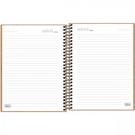 Caderno Colegial KraftWork 1 M TILIBRA