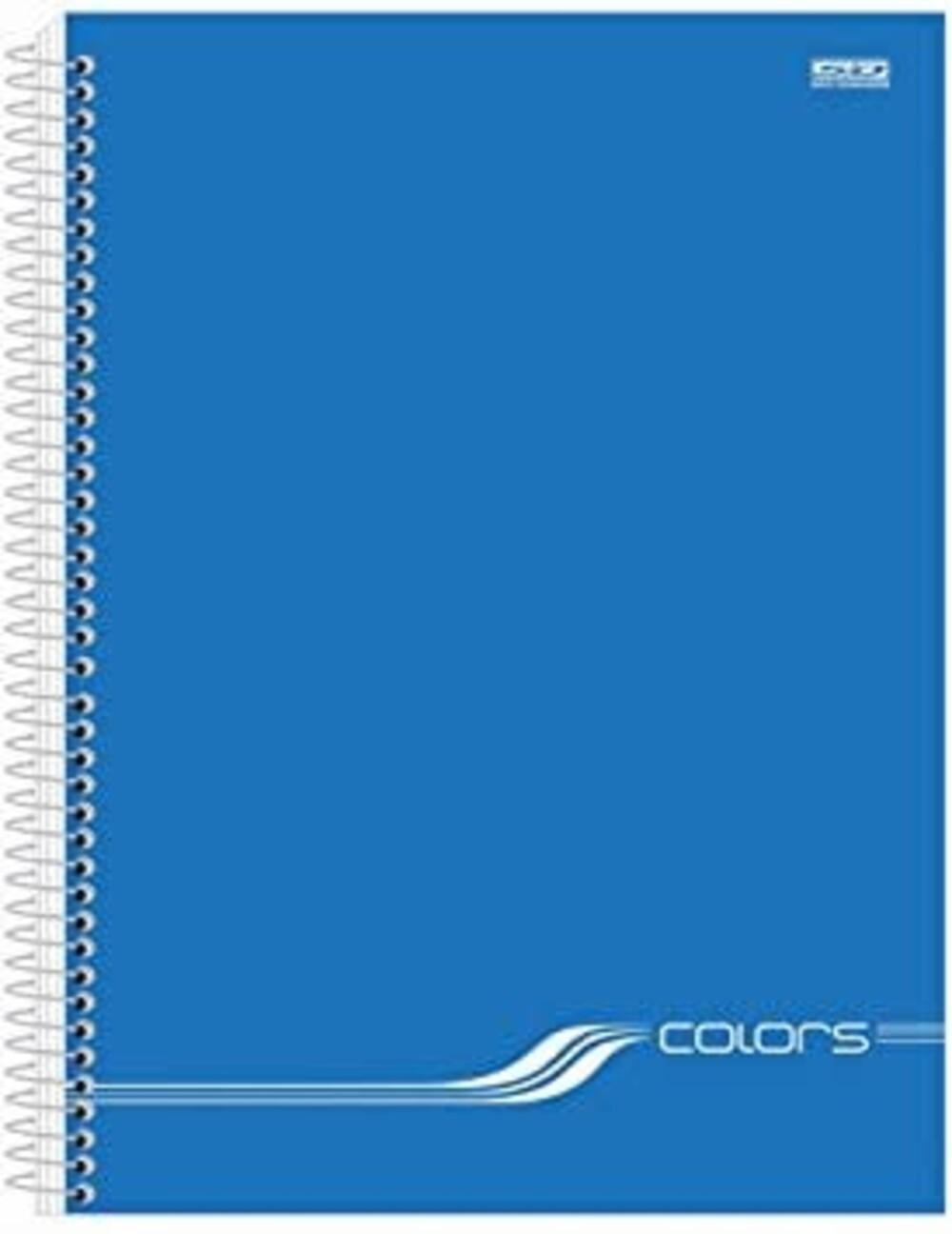 Caderno Colors 1 Matéria