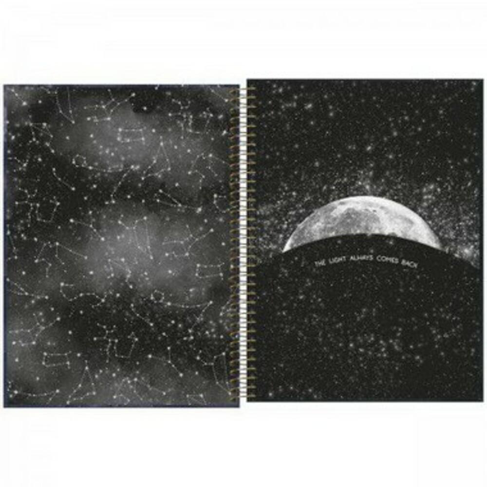 Caderno Espiral Capa Dura Universitário 10 Matérias Magic 10 Matérias