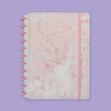 Caderno Inteligente Pink Marble Dream by Ohana