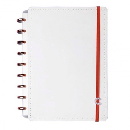 Caderno Intelligente All White