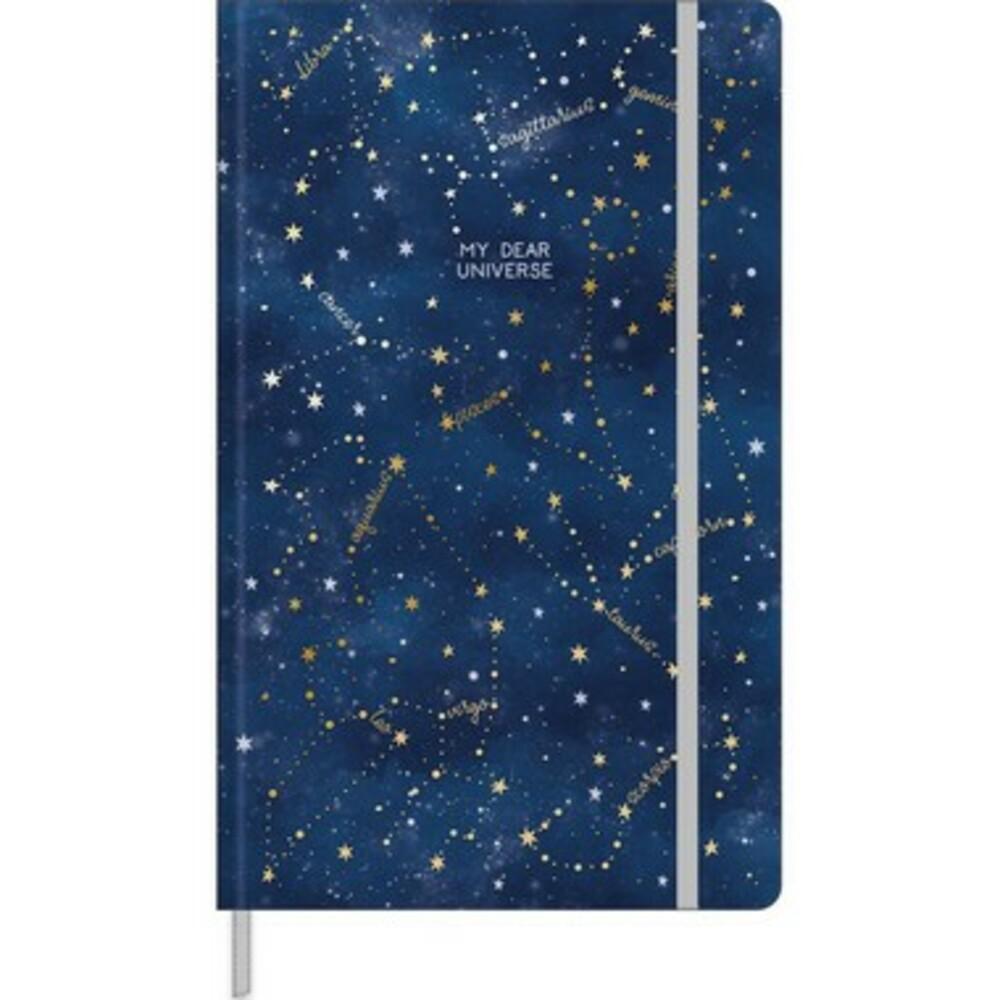 Caderno Pontilhado Magic c/80 Folhas -Azul
