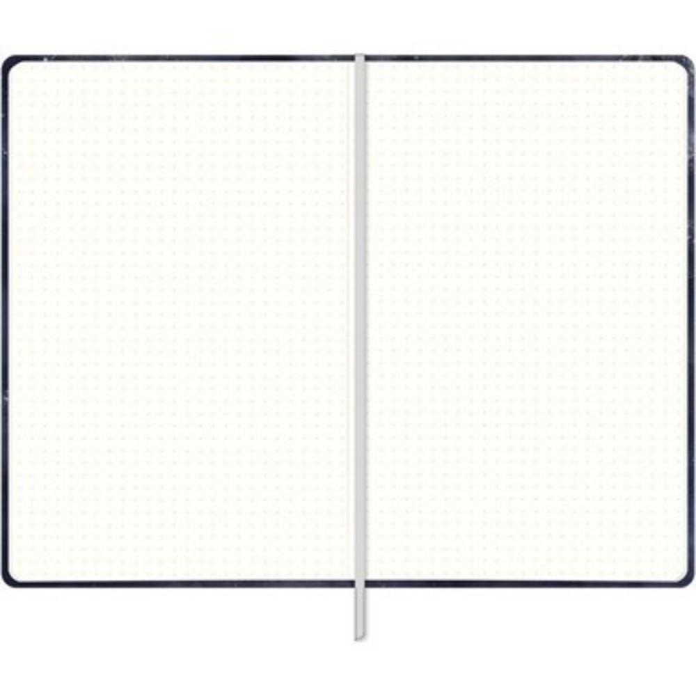Caderno Pontilhado Magic c/80 Folhas- Preto