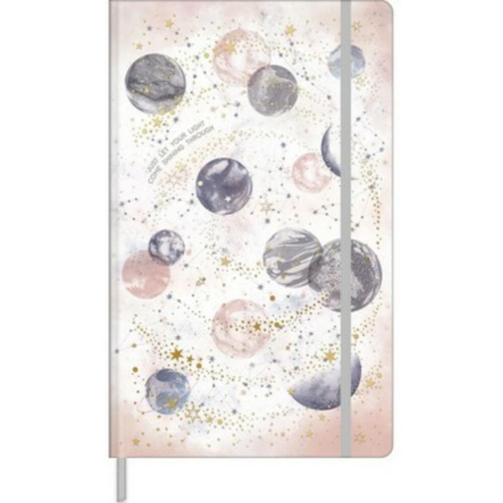 Caderno Pontilhado Magic Rosa Tam G c/80 Folhas