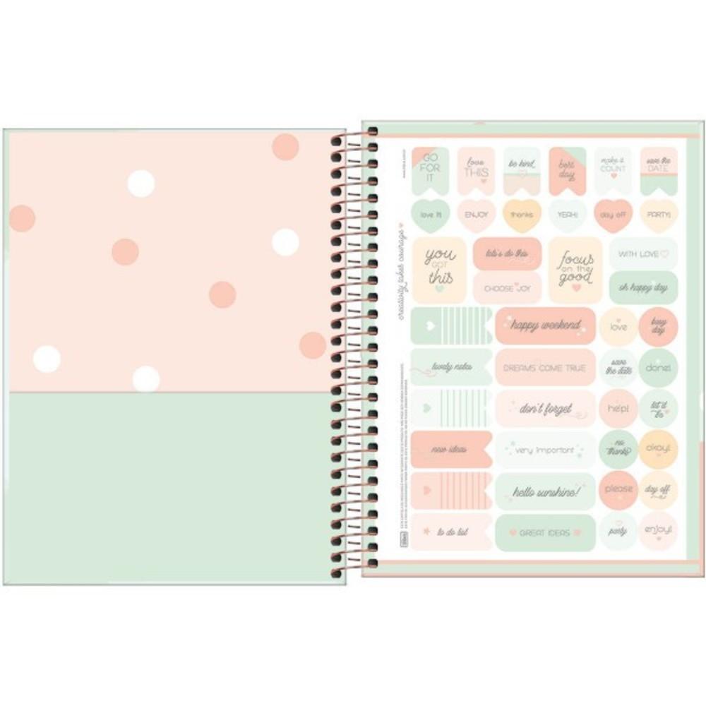 Caderno Soho Colegial  1 Matéria
