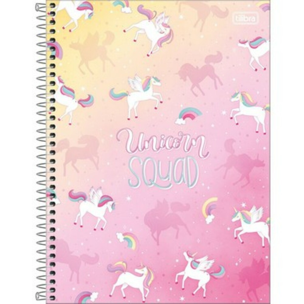 Caderno Universitário 10 Matérias Blink