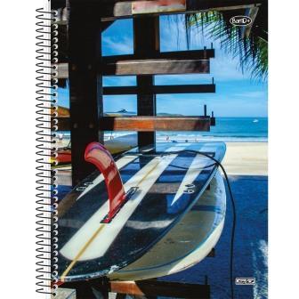 Caderno Universitário Bom D+ 15 Matérias - SD