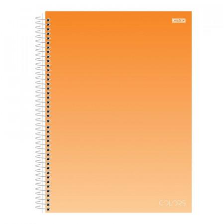 Caderno Universitário Colors 10 Matérias  - SD
