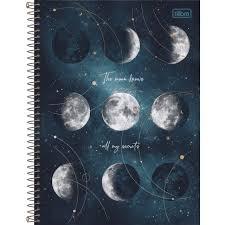 Caderno Universitário Magic 10 Matérias