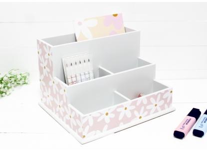 Caixa Organizadora Floral