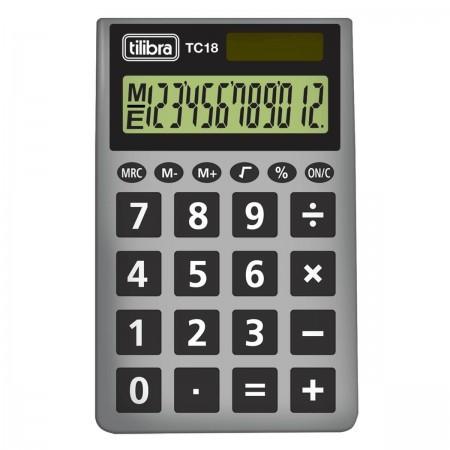 Calculadora Tc18- Tilibra