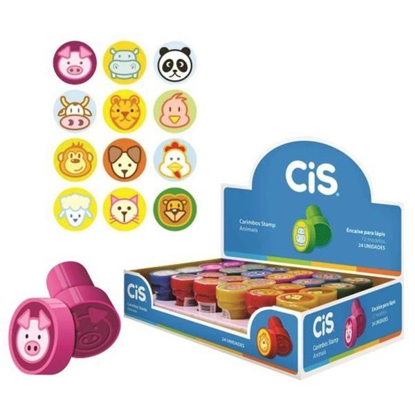 Carimbo Stamp Animais - CIS