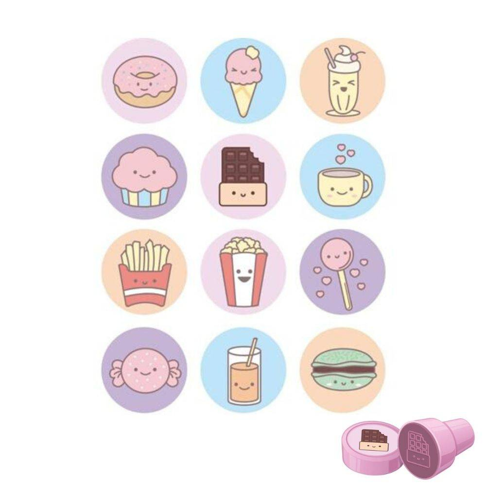 Carimbo Stamp Candy - CIS