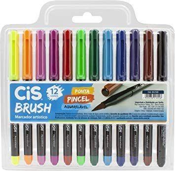 Cis Brush Marcador Artistico