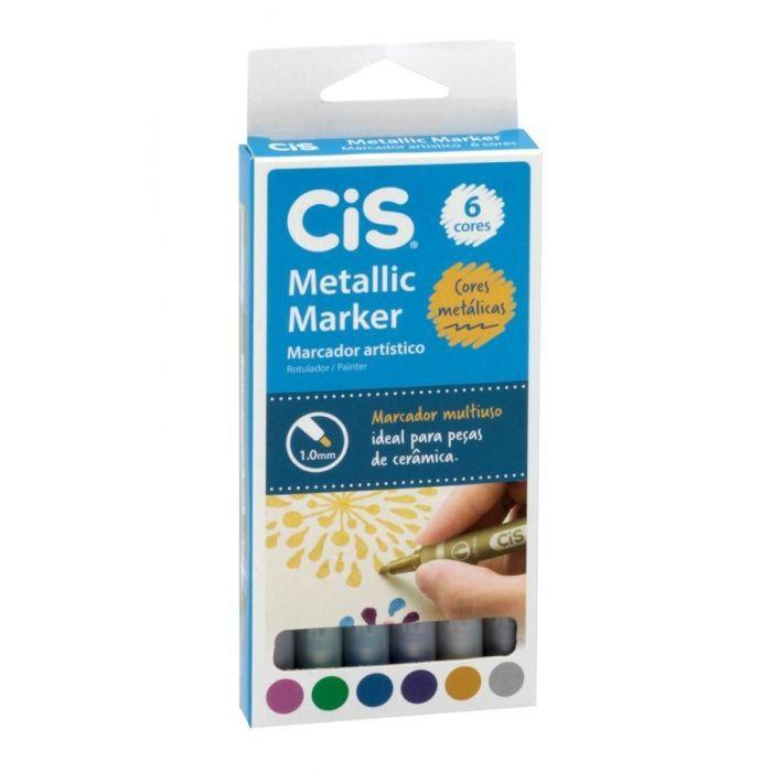 Cis Metallic Marker