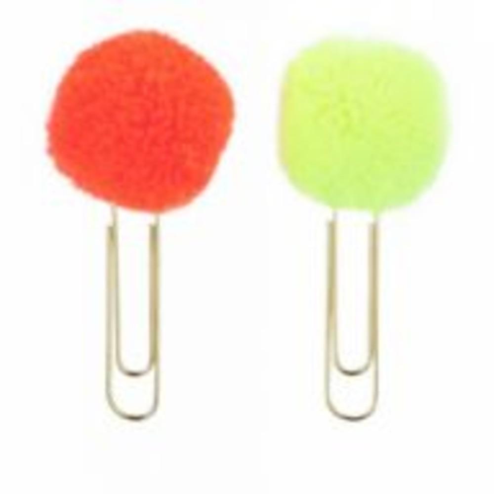 Clipe Pom Pom MOLIN c/2 unidades