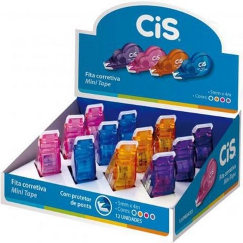 Fita Corretiva CIS Mini Tape