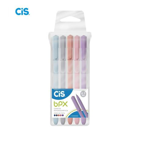 Kit C/5 Canetas PBX -  Cis