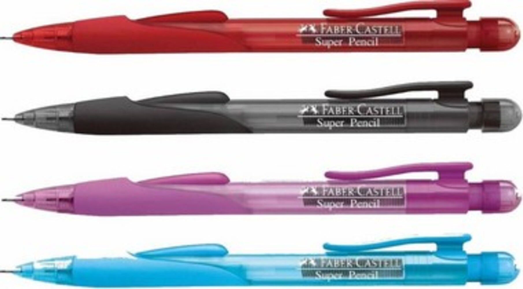 Lapiseira Portaminas Super Pencil  Faber-castell 0.7mm