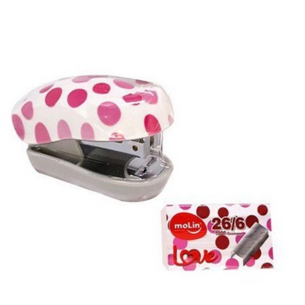 Mini Grampeador Love Heart MOLIN