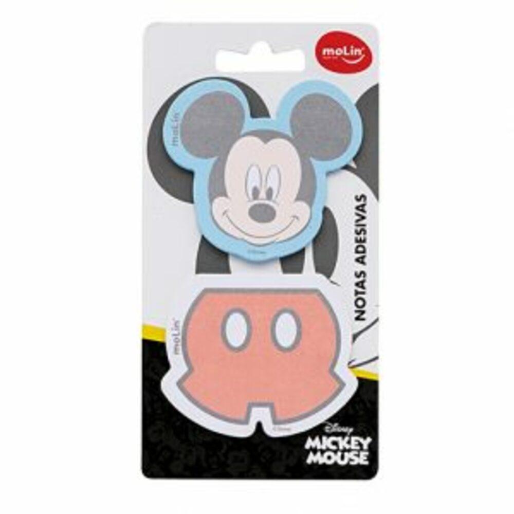 Notas Adesivas  Mickey Mouse MOLIN