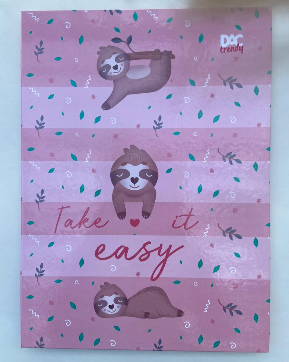 Pasta Catálogo Dac Trendy C/ 10 envelopes