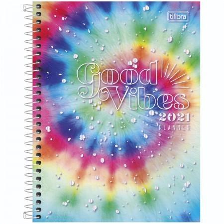 Planner Good Vibes 2021 TILIBRA