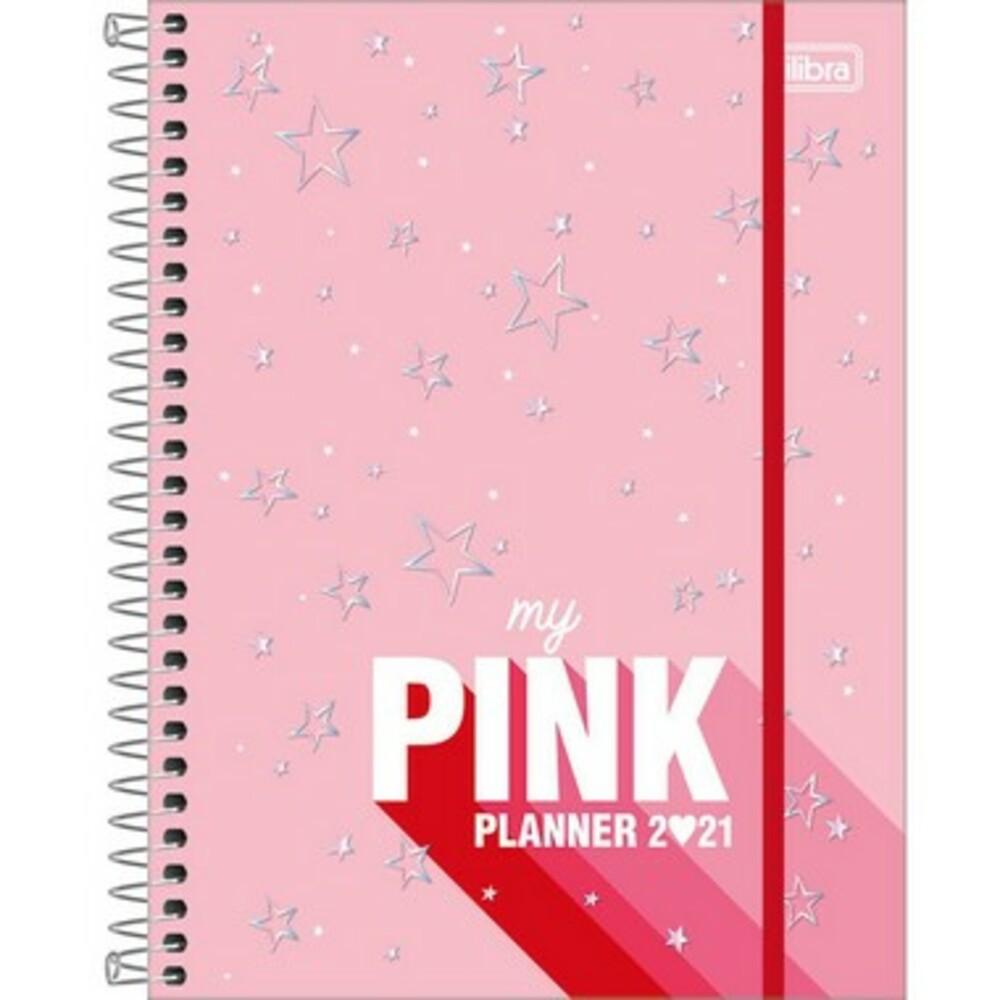 Planner Love Pink 2021