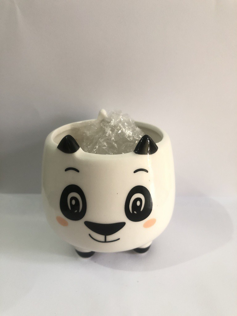Porta Caneta Panda