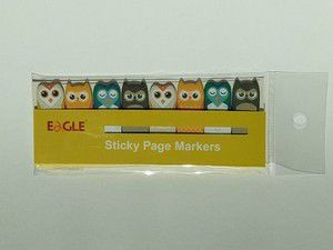 Stick Page Markers