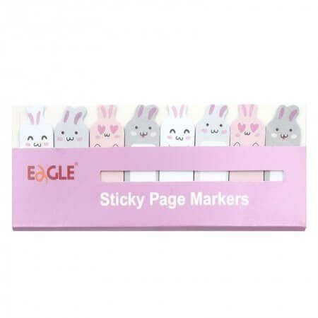 Stick Page Markers Eagle