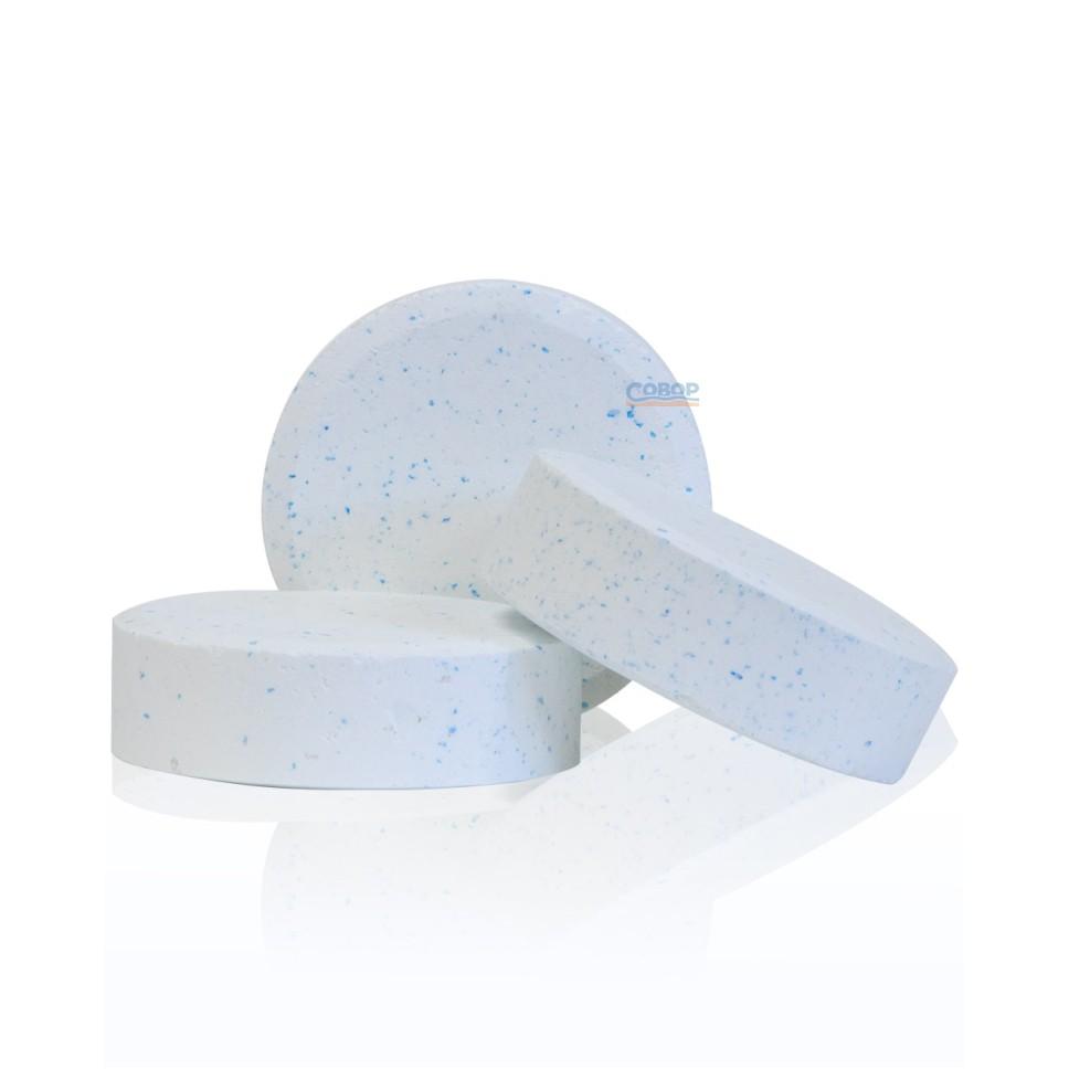 Kit 20x Pastilhas / Tabletes De Cloro Genco 3 Em 1 - 200g