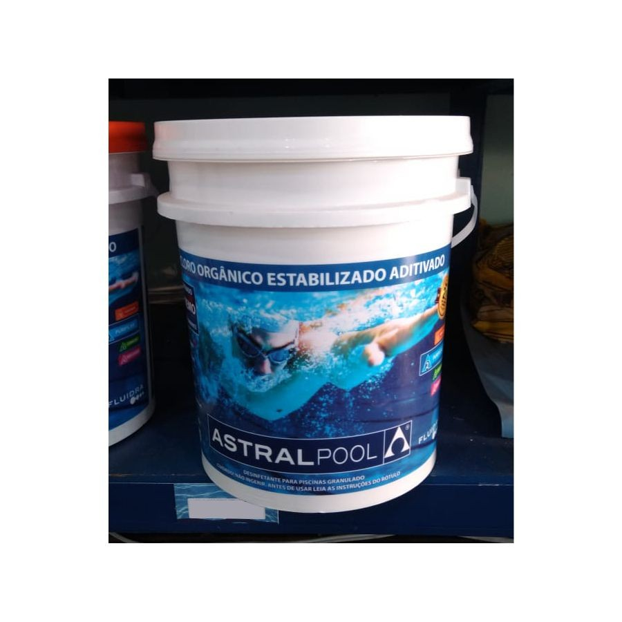 Fluidra Cloro Organico Supremo Astralpool 10Kg