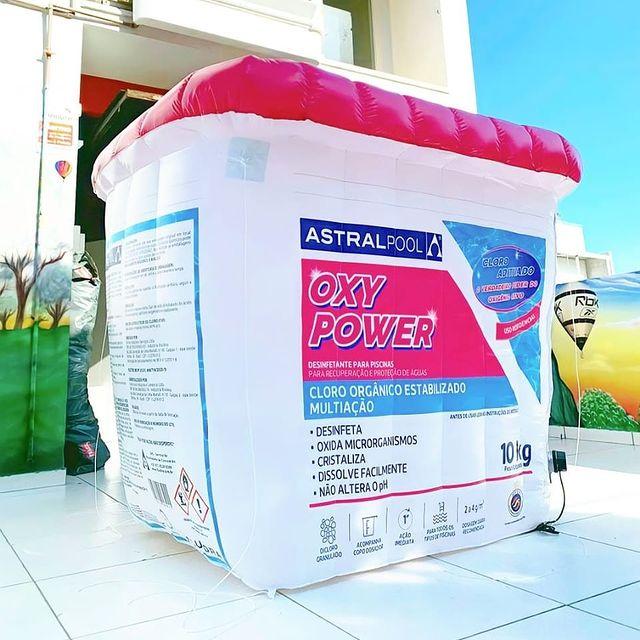 Cloro Oxy Power Astralpool (O Poder do Oxigênio Ativo) - 10kg